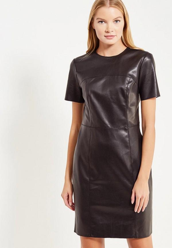 Кожаные нарядные платья фото