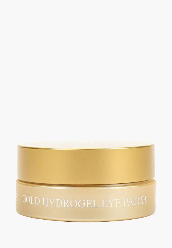Petitfee Патчи для глаз с 24-каратным коллоидным золотом, 1,4гр*60