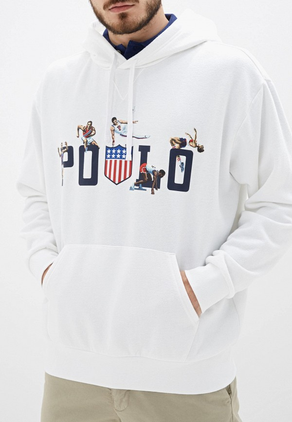 Худи Polo Ralph Lauren CHARIOTS OF FIRE CAPSULE COLLECTION