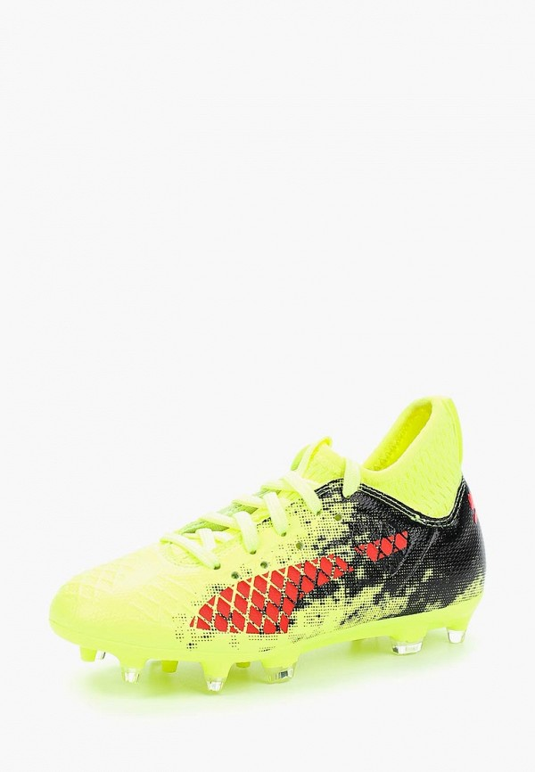 Бутсы PUMA FUTURE 18.3 FG/AG Jr