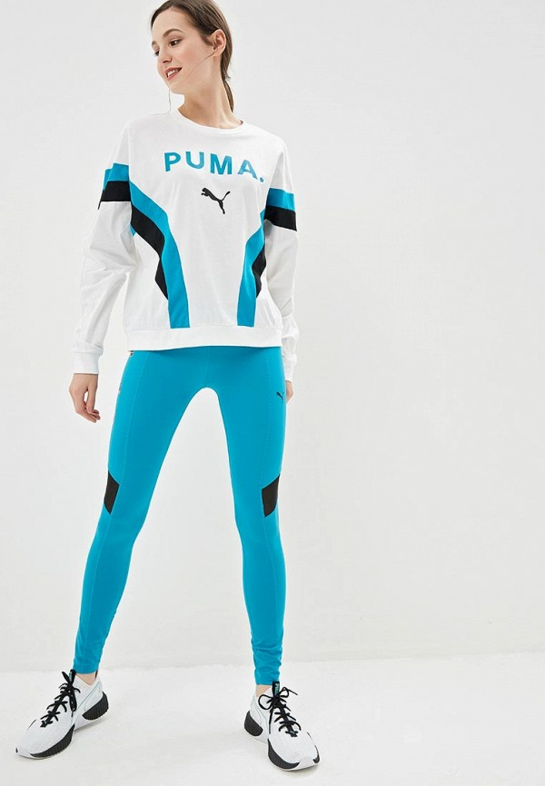 Свитшот PUMA Chase Long Sleeve Top