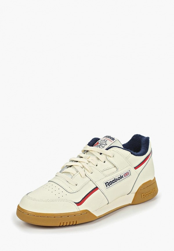Кеды Reebok Classic WORKOUT PLUS MU