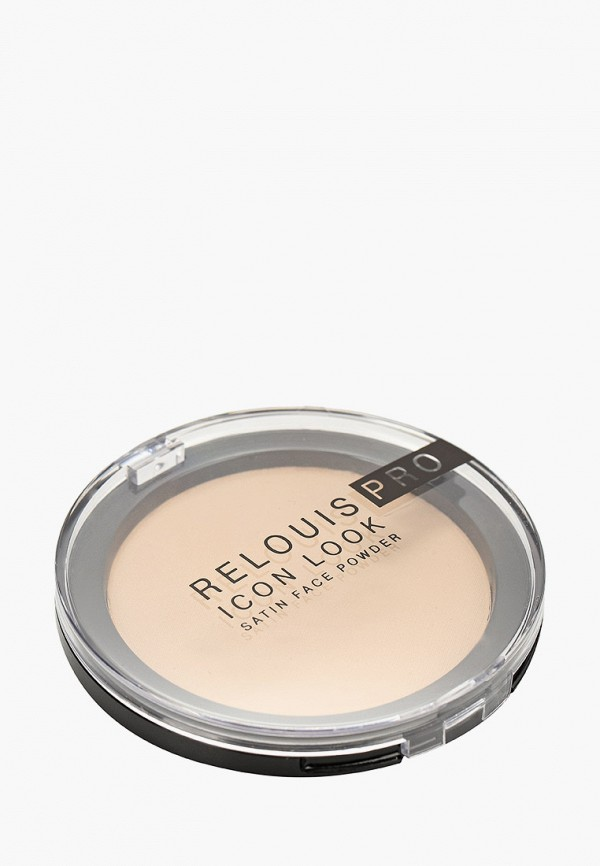 Пудра Relouis PRO Icon Look Satin Face Powder