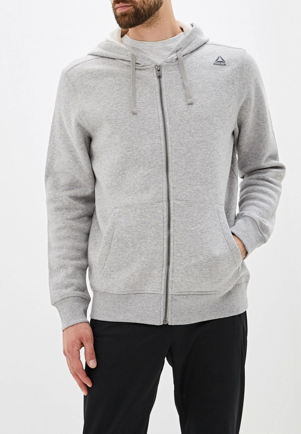 Толстовка Reebok TE FLEECE FZ