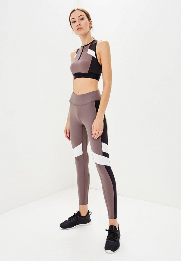 Леггинсы Reebok LUX COLOR BLOCK Tight