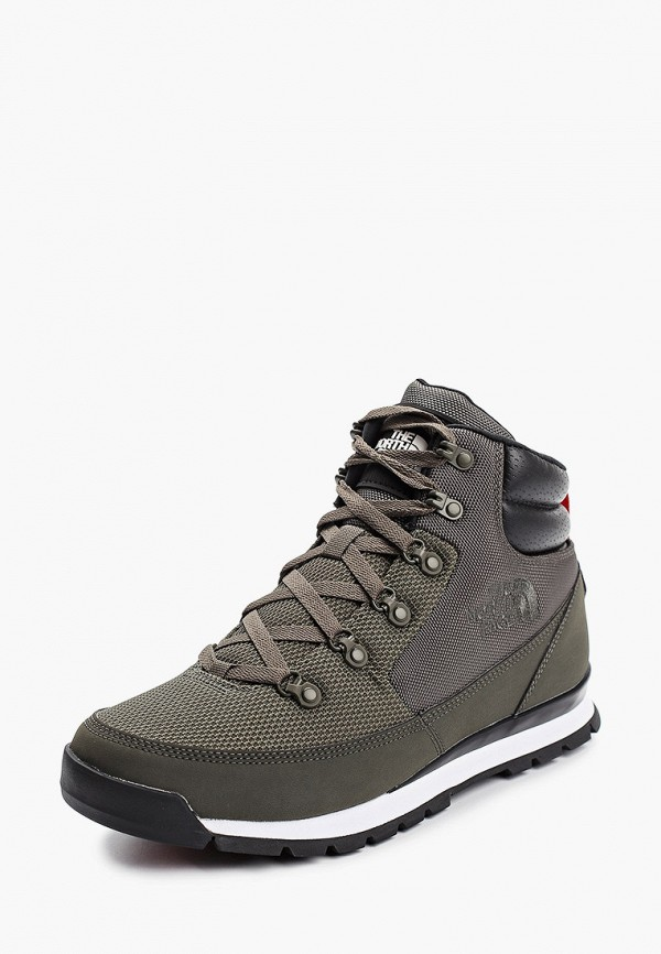 Кроссовки The North Face M B-TO-B REDX MESH  NWTPEGRN/TNFBLK
