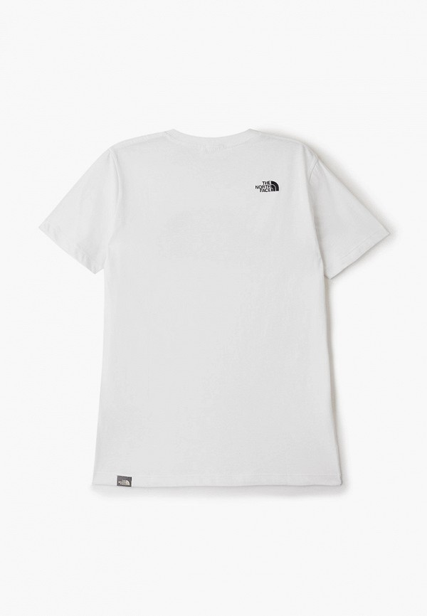 Футболка The North Face Y S/S EASY TEE