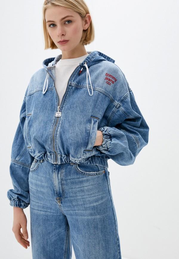 Tommy Jeans Куртка джинсовая