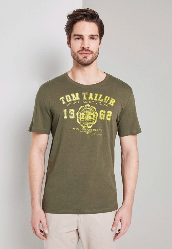 Футболка Tom Tailor за 690 ₽. в интернет-магазине Lamoda.ru
