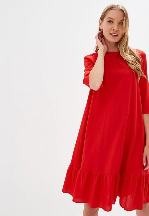Платье Tutto Bene  купить за 3 240 ₽ в интернет-магазине Lamoda.ru