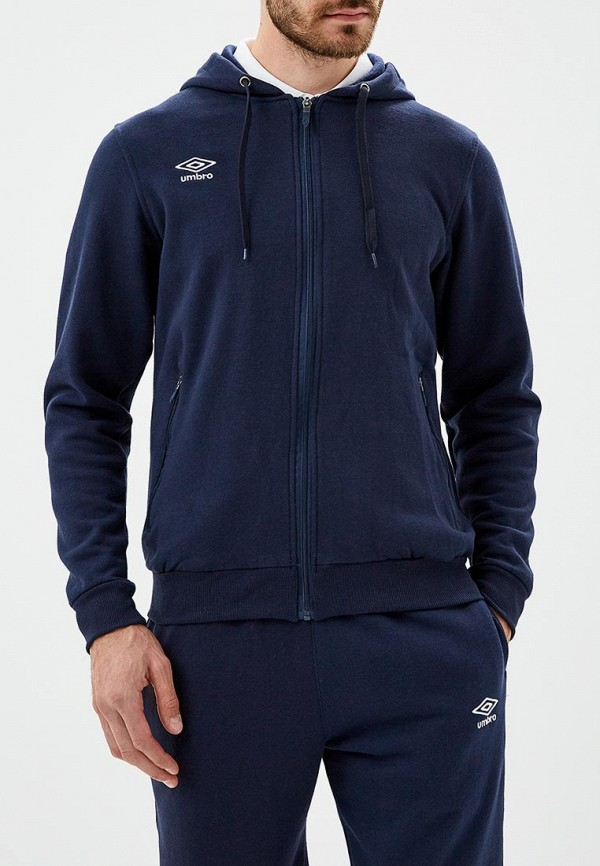 Толстовка Umbro BASIC FULLZIP HOODED SWEAT