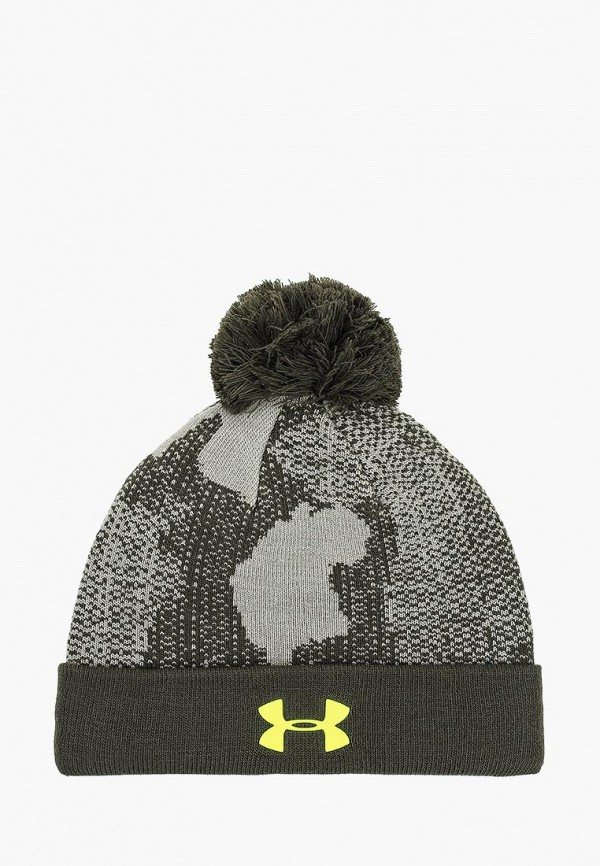 Шапка Under Armour Boy's Pom Beanie Upd