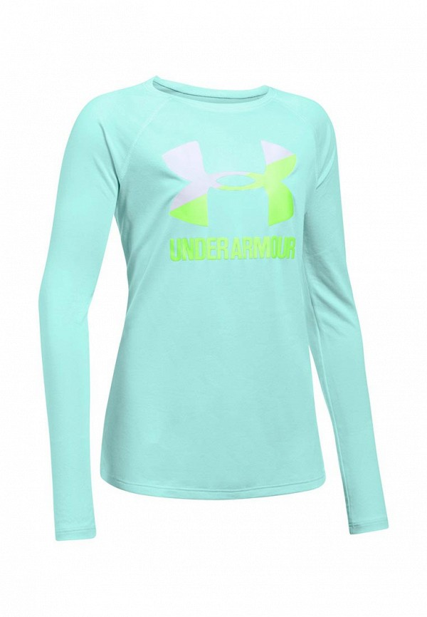 Лонгслив Under Armour Big Logo Slash LS-BIF