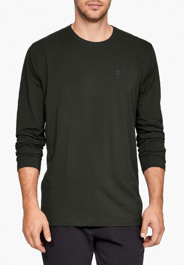 Лонгслив спортивный Under Armour Long Sleeve Left Chest