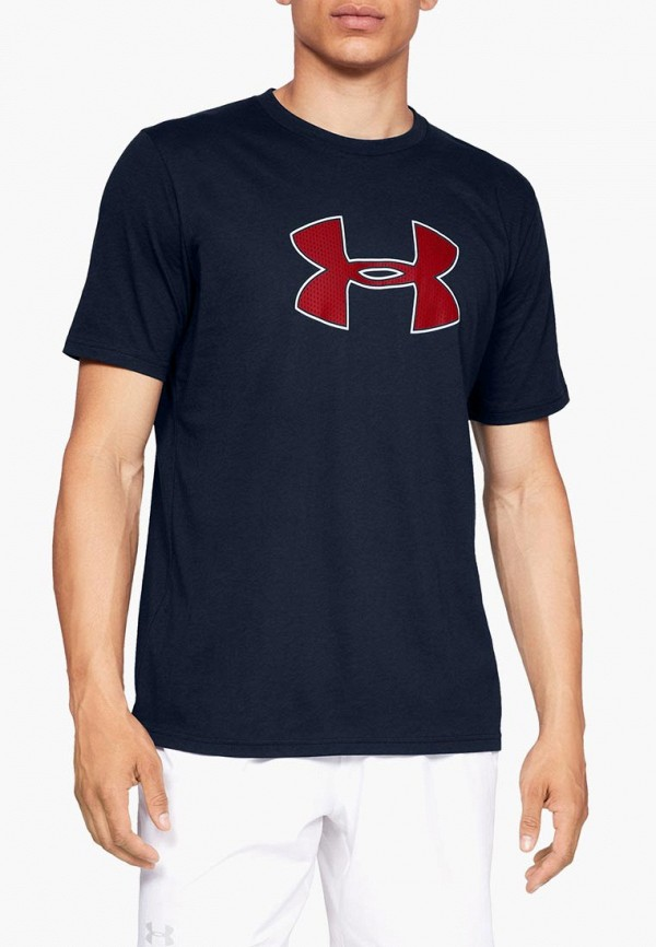 Футболка спортивная Under Armour UA BIG LOGO SS