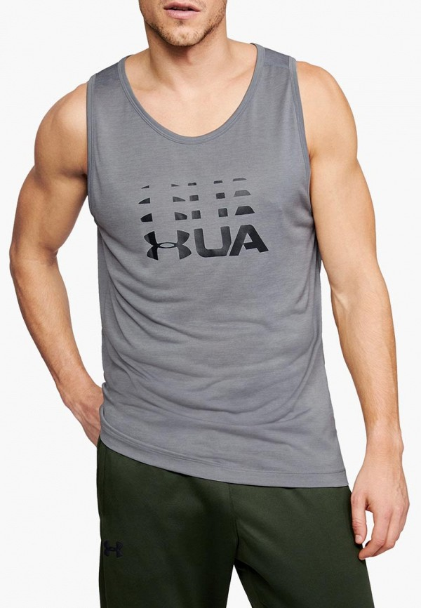 Майка спортивная Under Armour UA Tech Graphic Tank