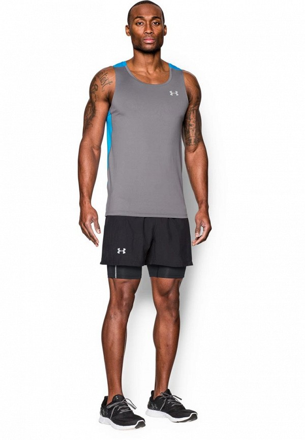 Шорты спортивные Under Armour UA COOLSWITCH RUN HALF TIGHT