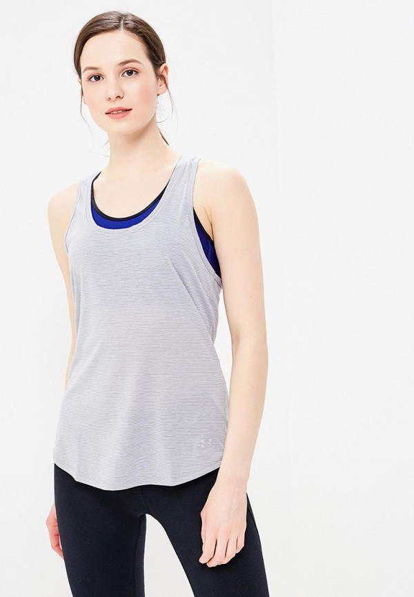 Майка спортивная Under Armour Threadborne Streaker Tank