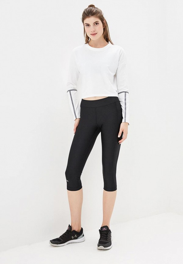 Лонгслив Under Armour Lighter Longer CROPPED CREW