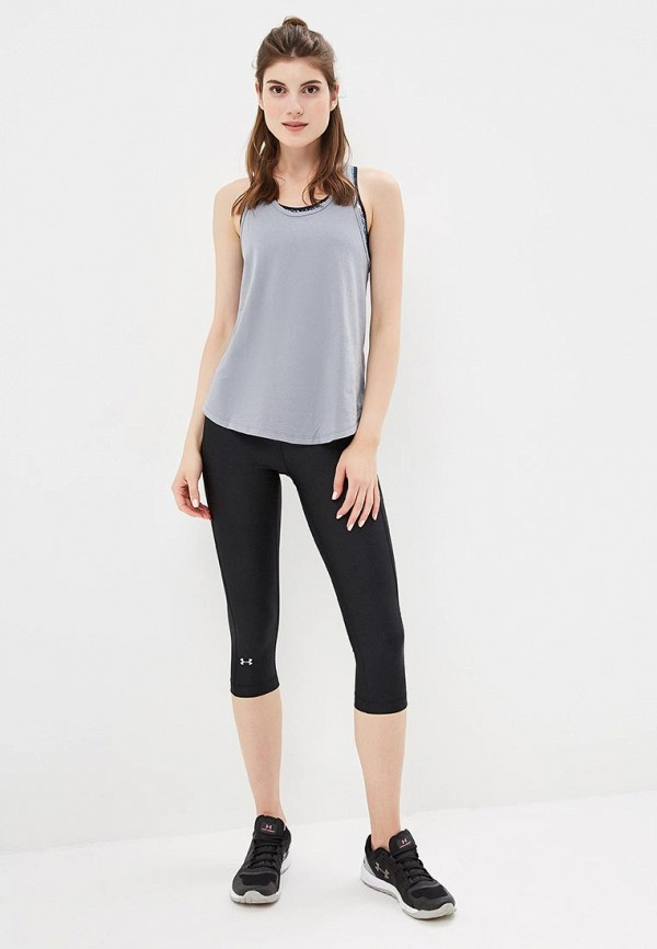 Майка спортивная Under Armour Pindot Open Back Tank