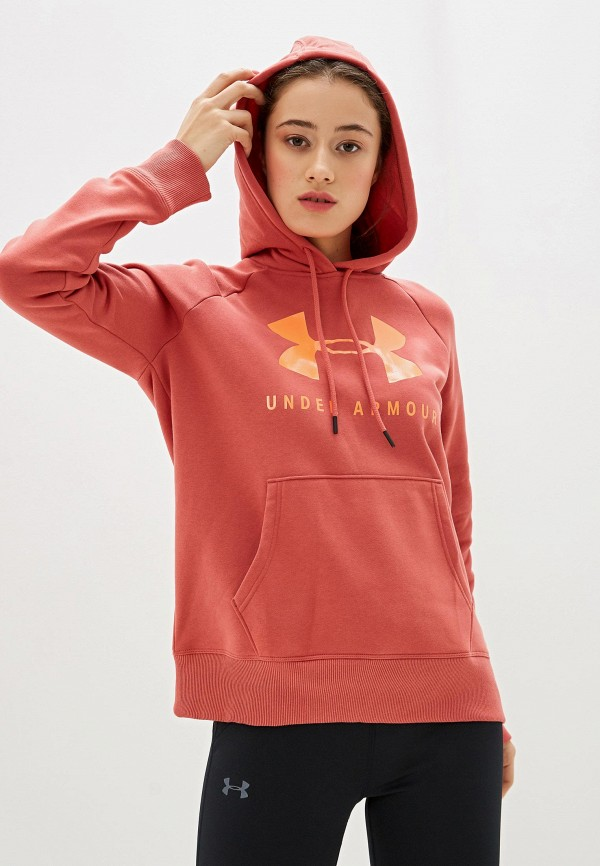 Худи Under Armour RIVAL FLEECE SPORTSTYLE GRAPHIC HOODIE
