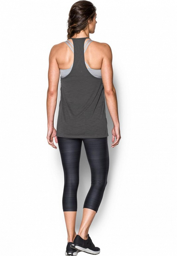 Майка спортивная Under Armour Threadborne Fashion Tank