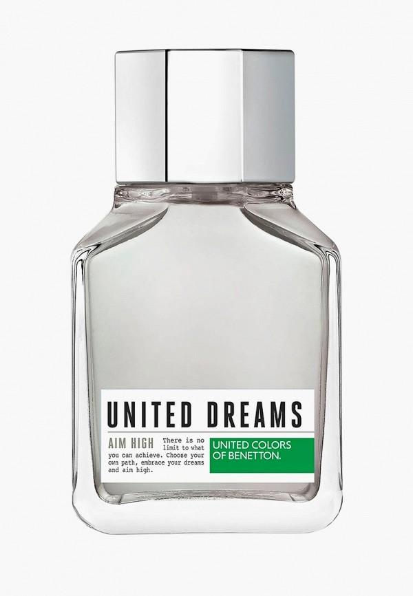 United Colors of Benetton Туалетная вода United Dreams AIM HIGH 100 мл