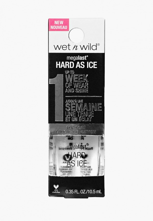 Топовое покрытие Wet n Wild MegaLast Hard As Ice Top Coat E219b rock party weekend