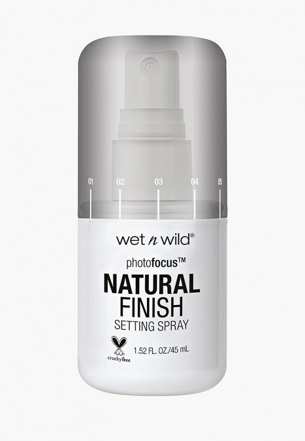 Фиксатор для макияжа Wet n Wild Photo Focus Setting Spray Natural Finish  E301a seal the deal