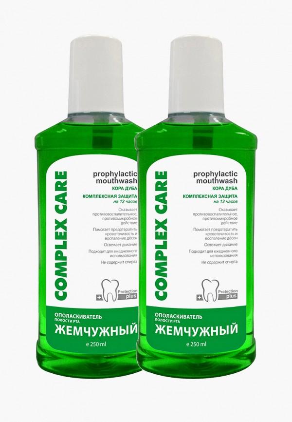 Жемчужная Набор ополаскивателей для рта, Кора дуба, 2 шт.