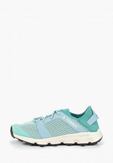 Женские зеленые кроссовки