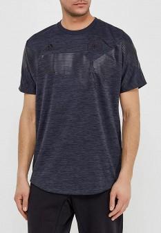 Мужская серая спортивная футболка