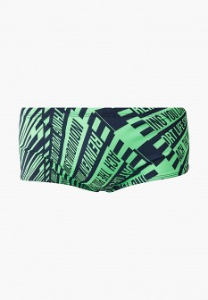 Мужские зеленые плавки Adidas