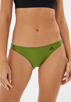Женские зеленые осенние плавки