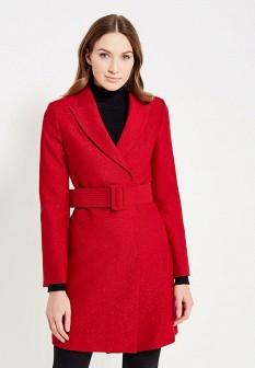 Красное осеннее платье AdL