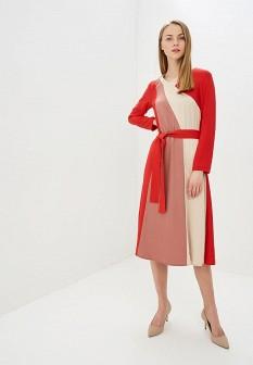 Красное платье Adzhedo