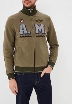 Мужская толстовка милитари Aeronautica Militare