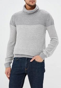 Мужской серый свитер Alcott