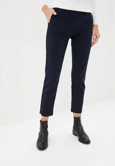 Женские синие брюки Alcott