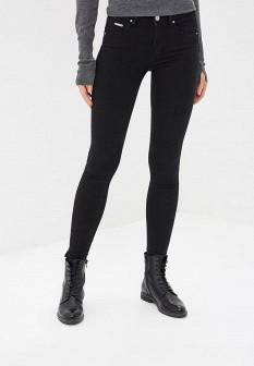 Женские черные джинсы Alcott