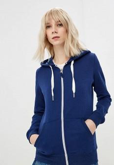 Женская синяя толстовка Alcott
