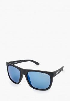 Мужские черные осенние солнцезащитные очки