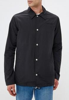 Мужская черная осенняя куртка