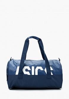 Мужская синяя спортивная сумка