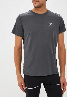 Мужская серая футболка Asics