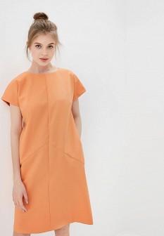 Оранжевое платье Baon