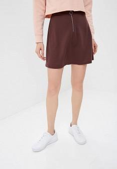 Коричневая юбка Befree