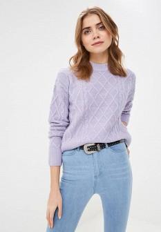 Женский фиолетовый джемпер Befree