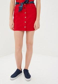 Красная юбка Befree