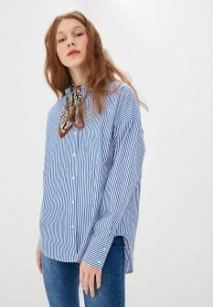 Женская синяя рубашка Befree